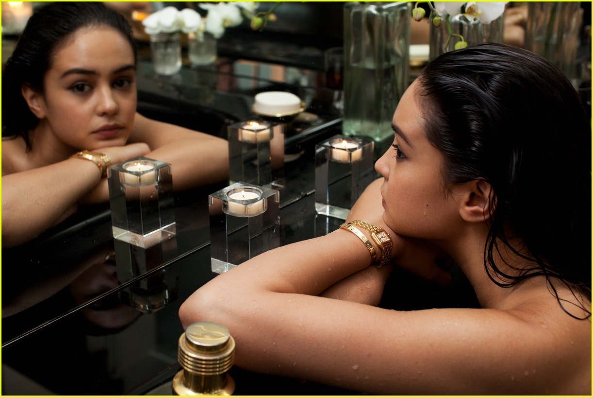 courtney eaton stars in cartier short film 09