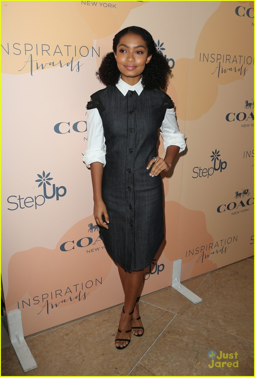 emeraude toubia yara shahidi step up inspiration awards 01