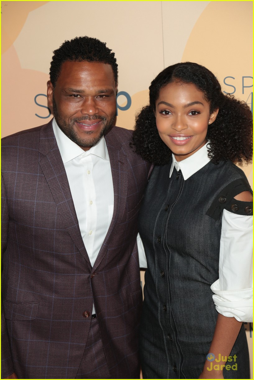 emeraude toubia yara shahidi step up inspiration awards 12