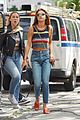 selena gomez spends her saturday with friends in soho 05