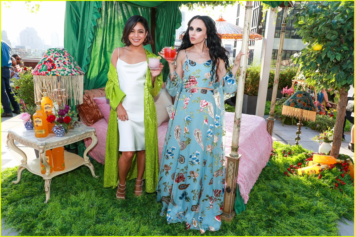 vanessa hudgens is feelingg the summer margarita vibes 10