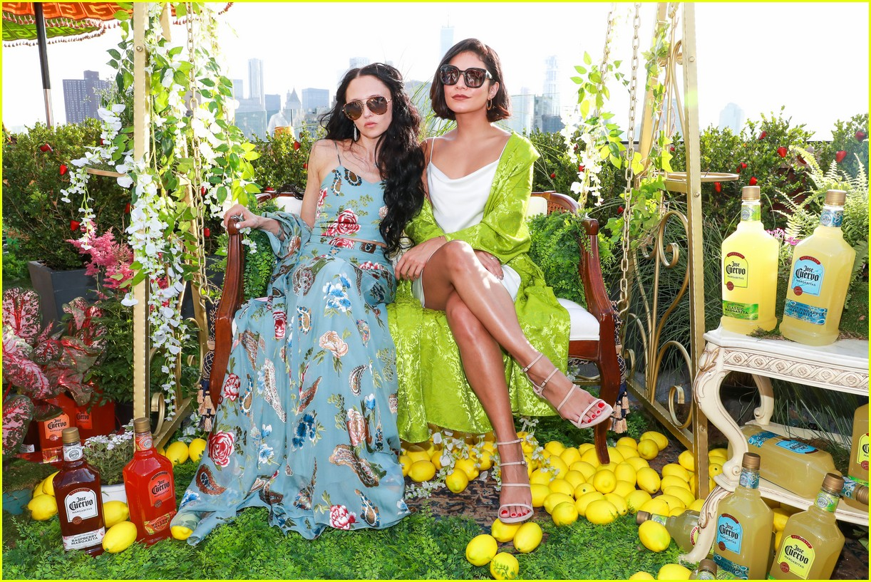 vanessa hudgens is feelingg the summer margarita vibes 14