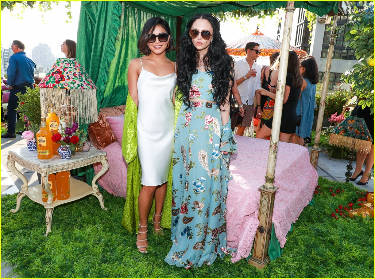vanessa hudgens is feelingg the summer margarita vibes 15