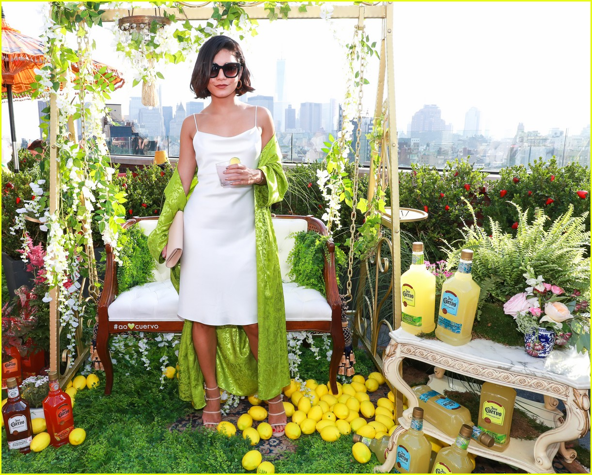 vanessa hudgens is feelingg the summer margarita vibes 16