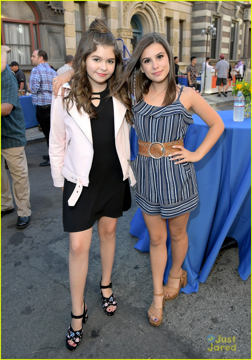 kira kosarin jack griffo thundermans 100th party 13