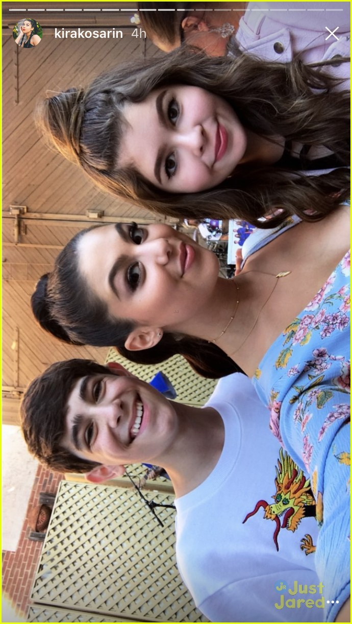 kira kosarin jack griffo thundermans 100th party 20