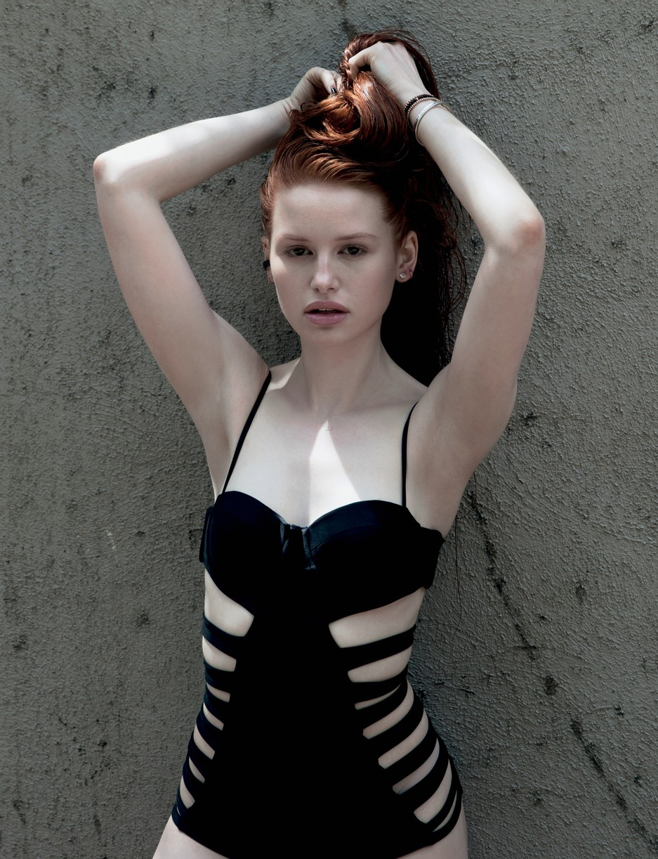 madelaine petsch daman magazine feature pics 03