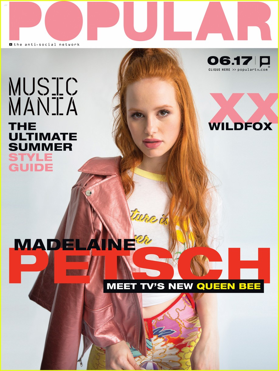 madelaine petsch popular cover exclusive pics 01
