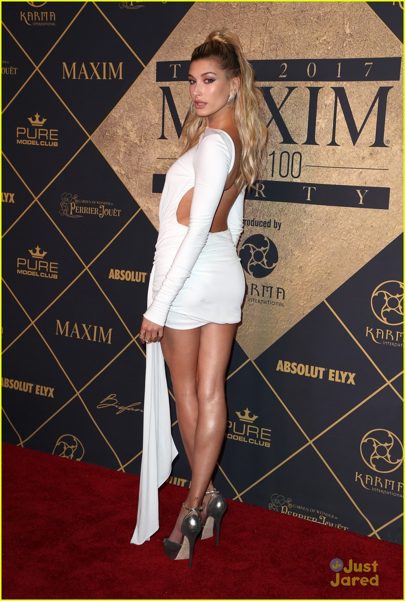 Peyton List Sparkles At Maxim S Hot 100 Party Photo