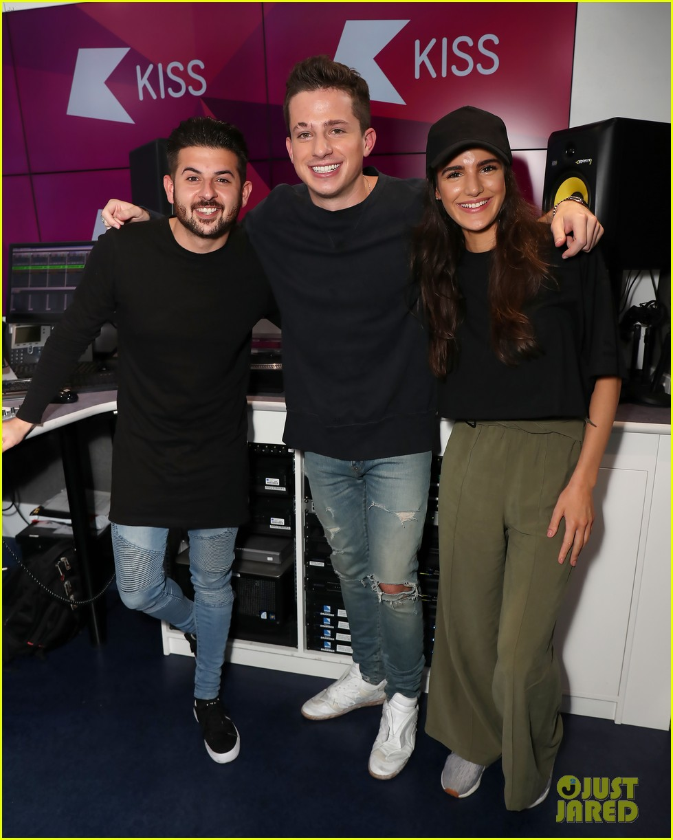Charlie Puth Drops New Version of
