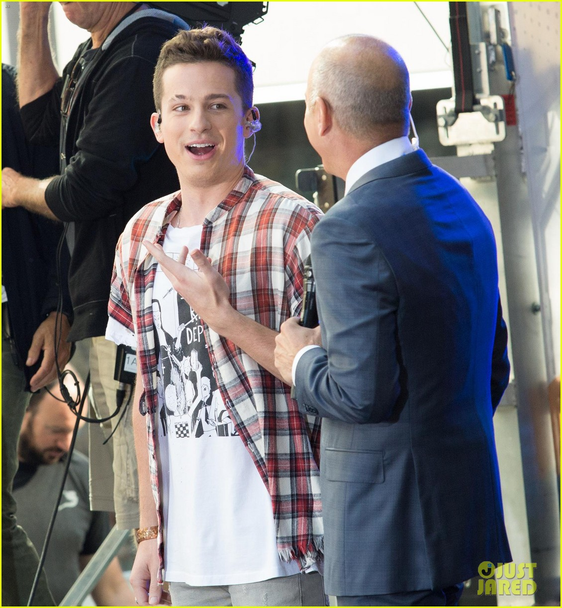 watch charlie puth perform attention on today show summer concert series 04