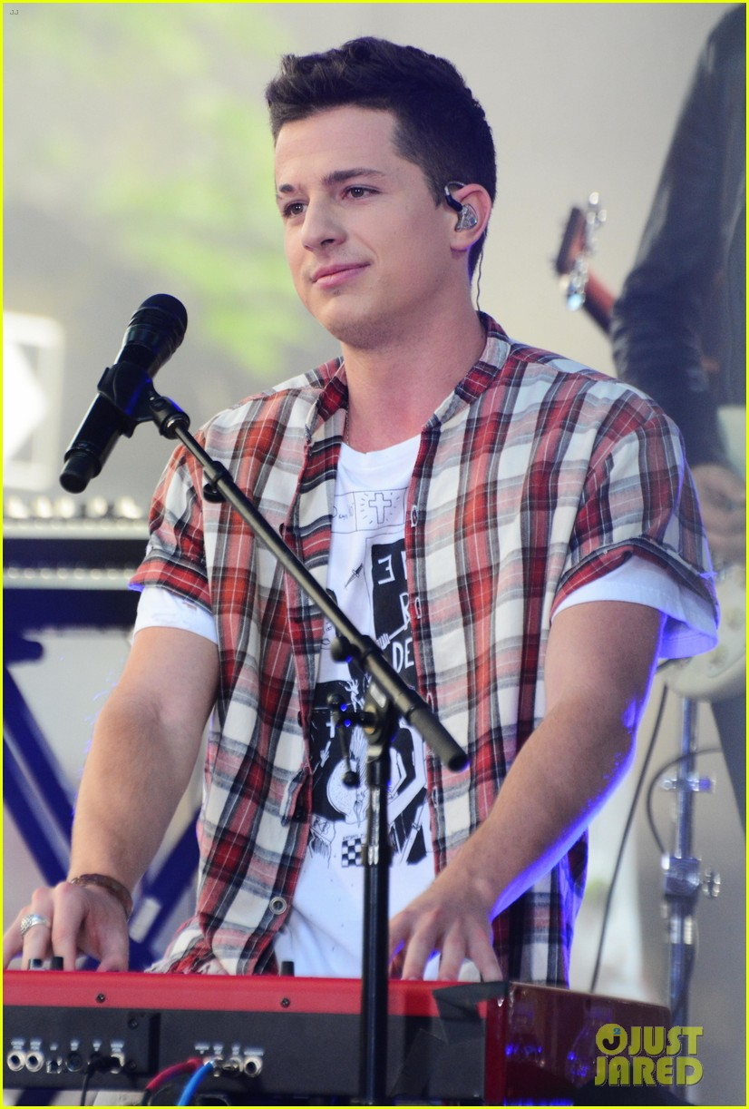 watch charlie puth perform attention on today show summer concert series 09