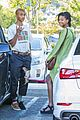 jaden and willow smith enjoy some brother sister bonding time 01