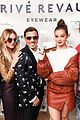 hailee steinfeld ashley benson and jamie foxx launch new eyewear line 28