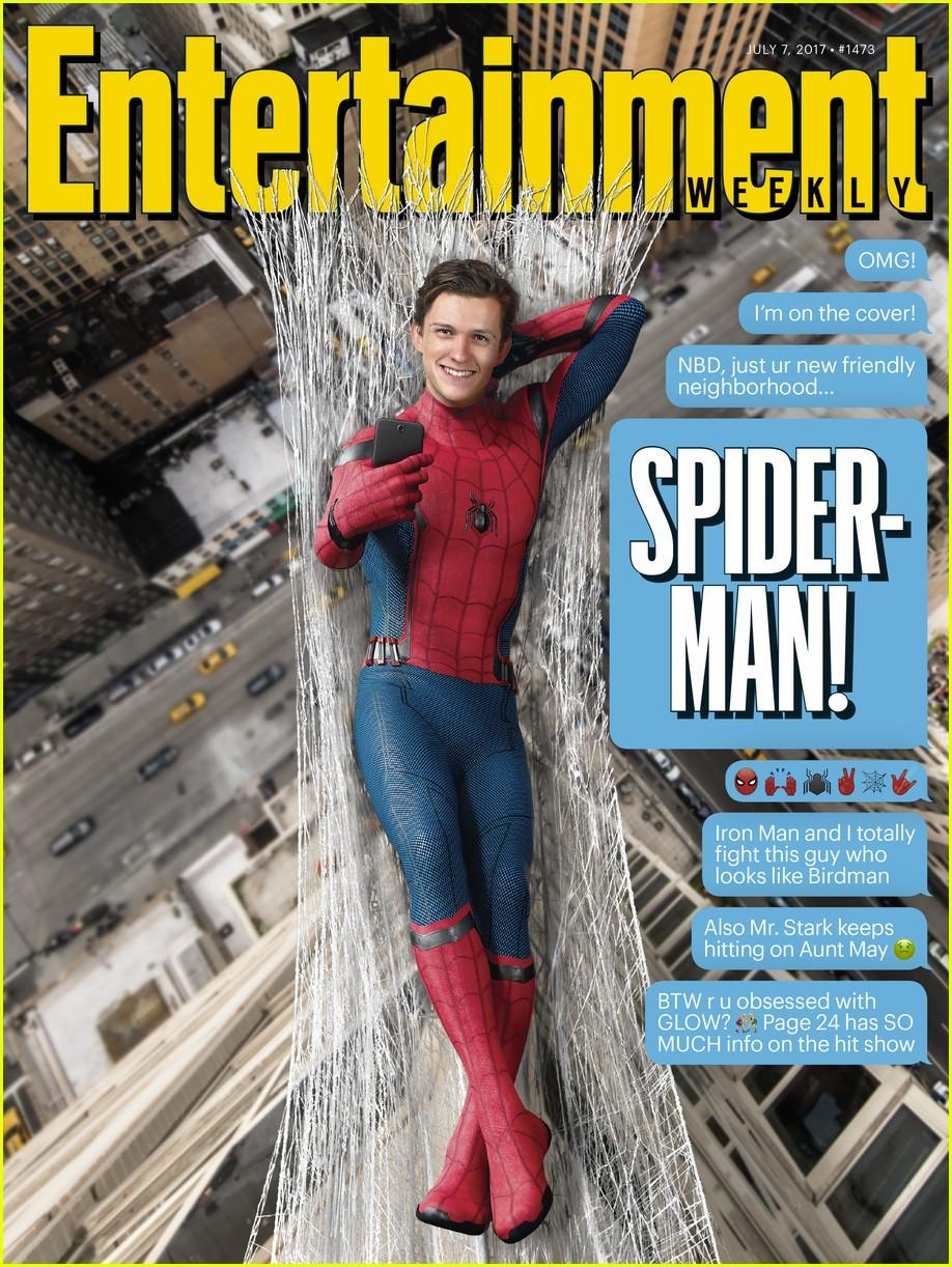 tom holland spider man ew cover 01
