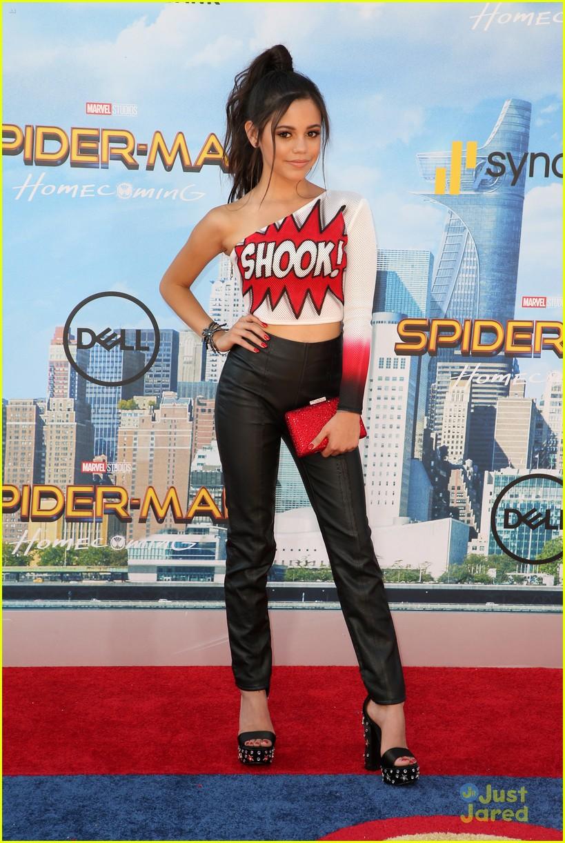 veronica dunne spiderman movie jenna max yara jordan more 02