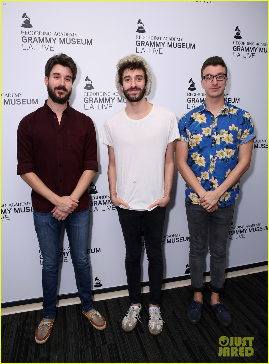 ajr grammy museum special evening 03