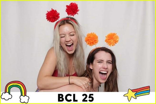 billie lourd birthday party photos 02