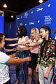 bizaardvark cast d23 expo meet greet fans 04