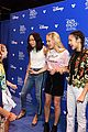bizaardvark cast d23 expo meet greet fans 10