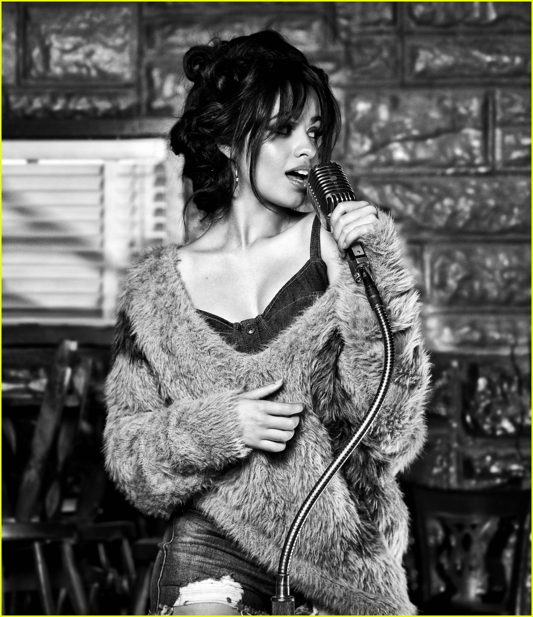 Camila Cabello Is Fun & Flirty for Guess Jeans' New ...