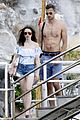 lily collins kisses jason vahn during pda filled trip to italy 09
