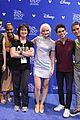 descendants new trailer d23 expo talent pics 14