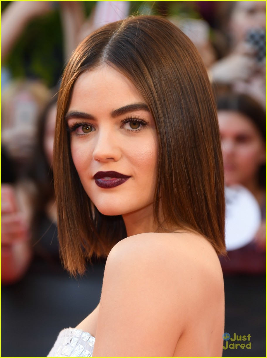 Lucy Hale Will Probably Always Have Short Hair Photo 1101938