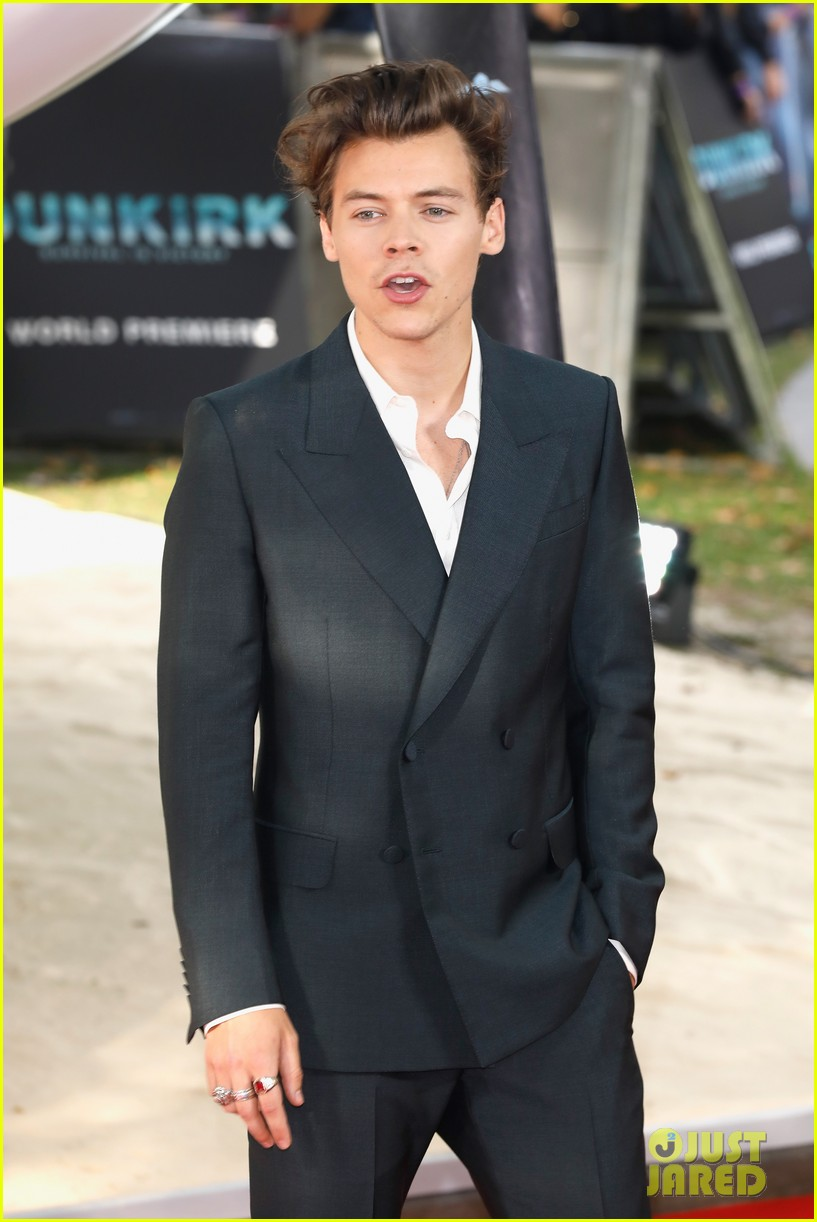 harry styles dunkirk premiere london 09