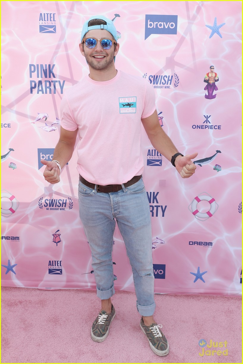 jack griffo pink party fat jewish 03