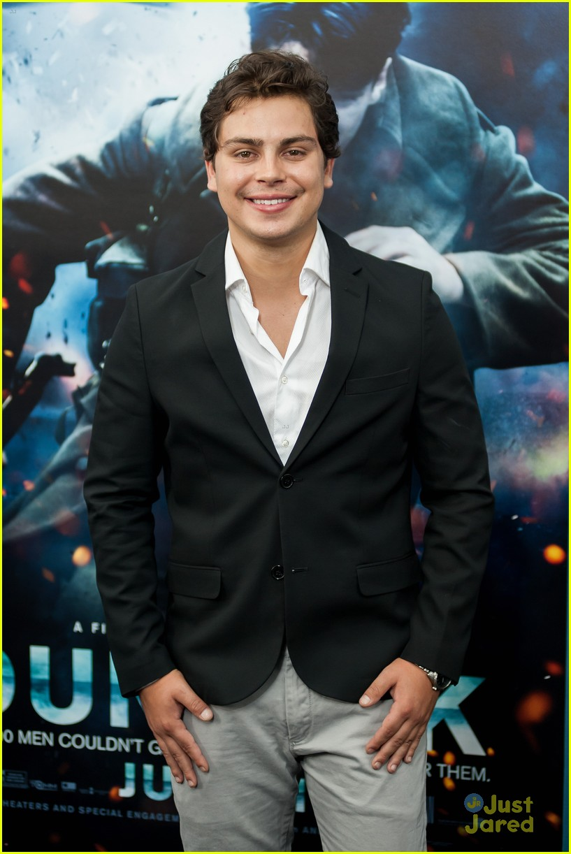 jake t austin talks wizards reunion dunkirk 01