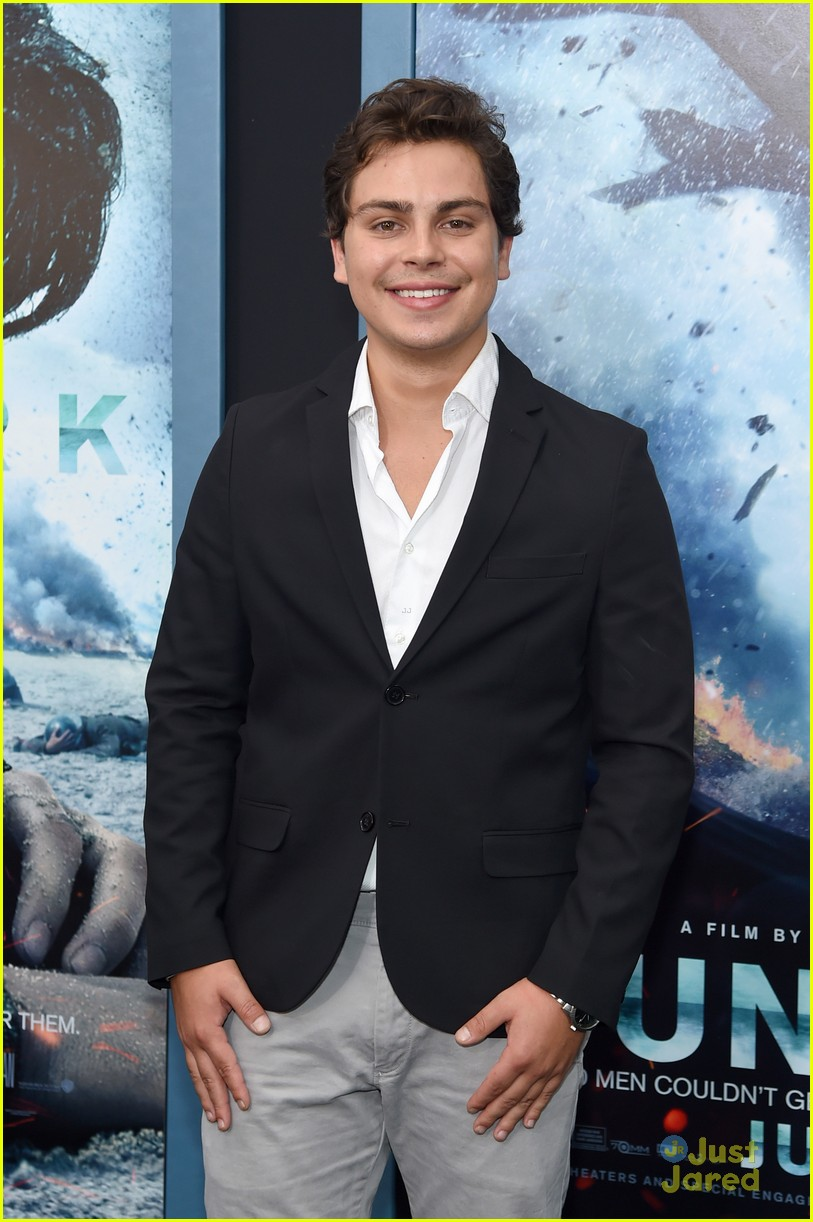jake t austin talks wizards reunion dunkirk 03