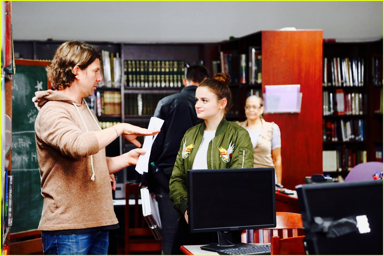 joey king wish upon exclusive bts video 07