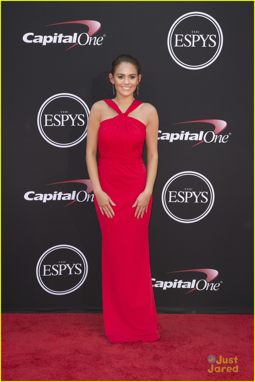 madison pettis sleek style 2017 espys jorge blanco 06