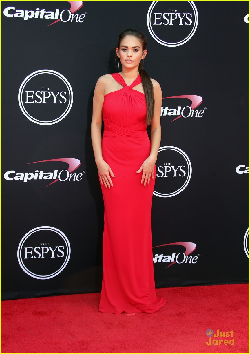 madison pettis sleek style 2017 espys jorge blanco 12