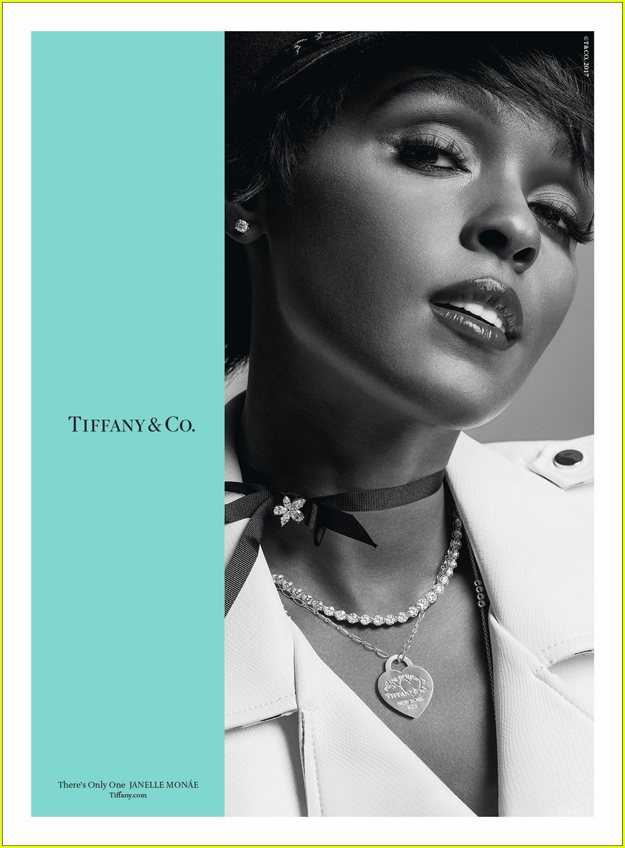 janelle monae and zoe kravitz shine in tiffany and co fall 2017 campaign 02
