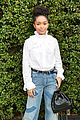 rowan blanchard eye makeup goals chanel dinner yara shahidi 11