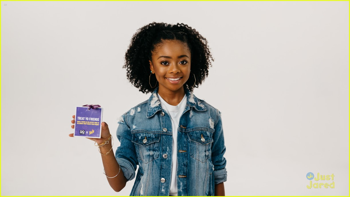 skai jackson psa dosomething treat yo friends 04