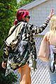 bella thorne leaves little to the imagination in plunging 12