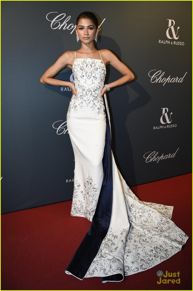 zendaya trapeze training ralph russo after party paris 07