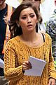 brenda song angry angel set filming 05