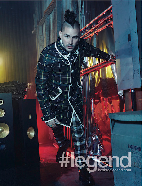 dnce covers legend magazine september issue 05