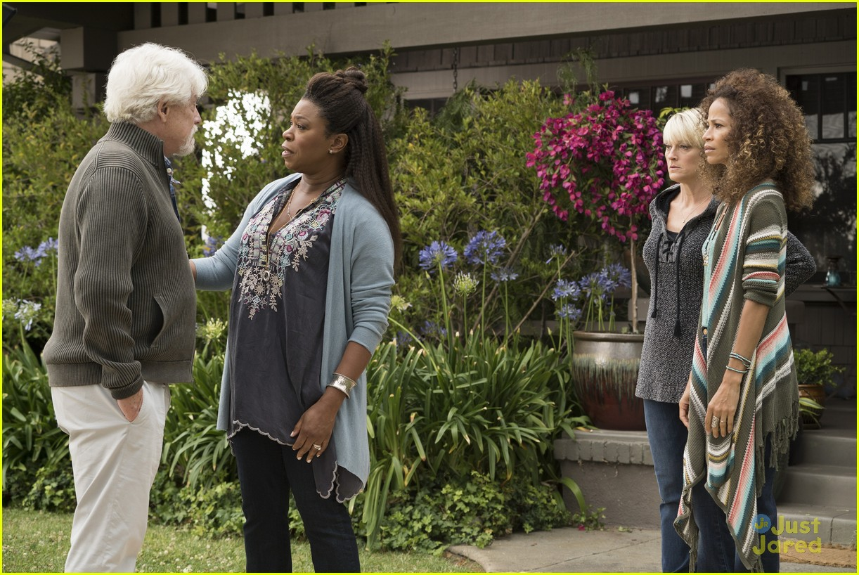 the fosters callie aaron next steps relationship waterfalls stills 23