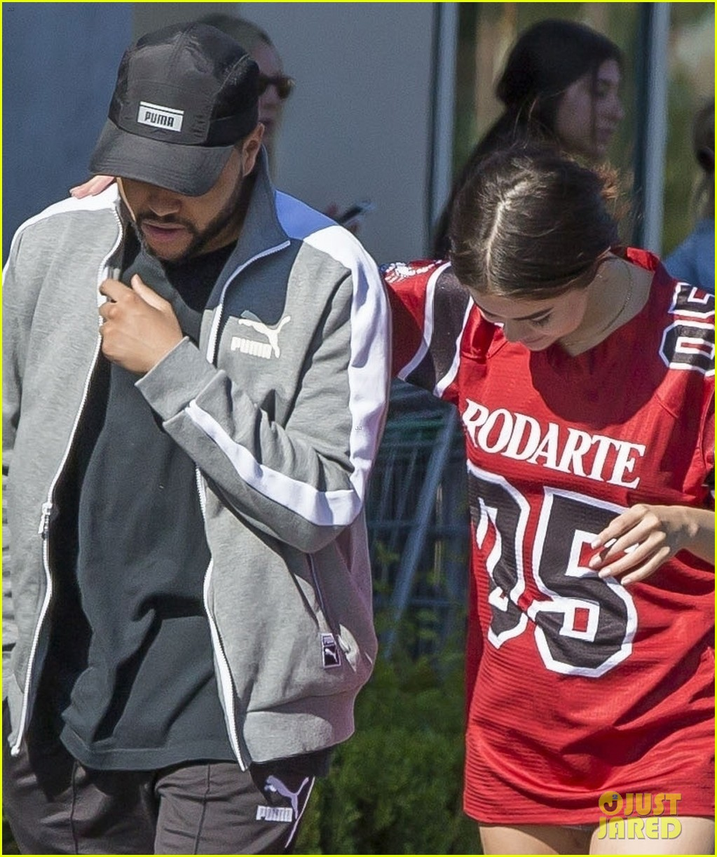 selena gomez nuzzles up to the weeknd 10