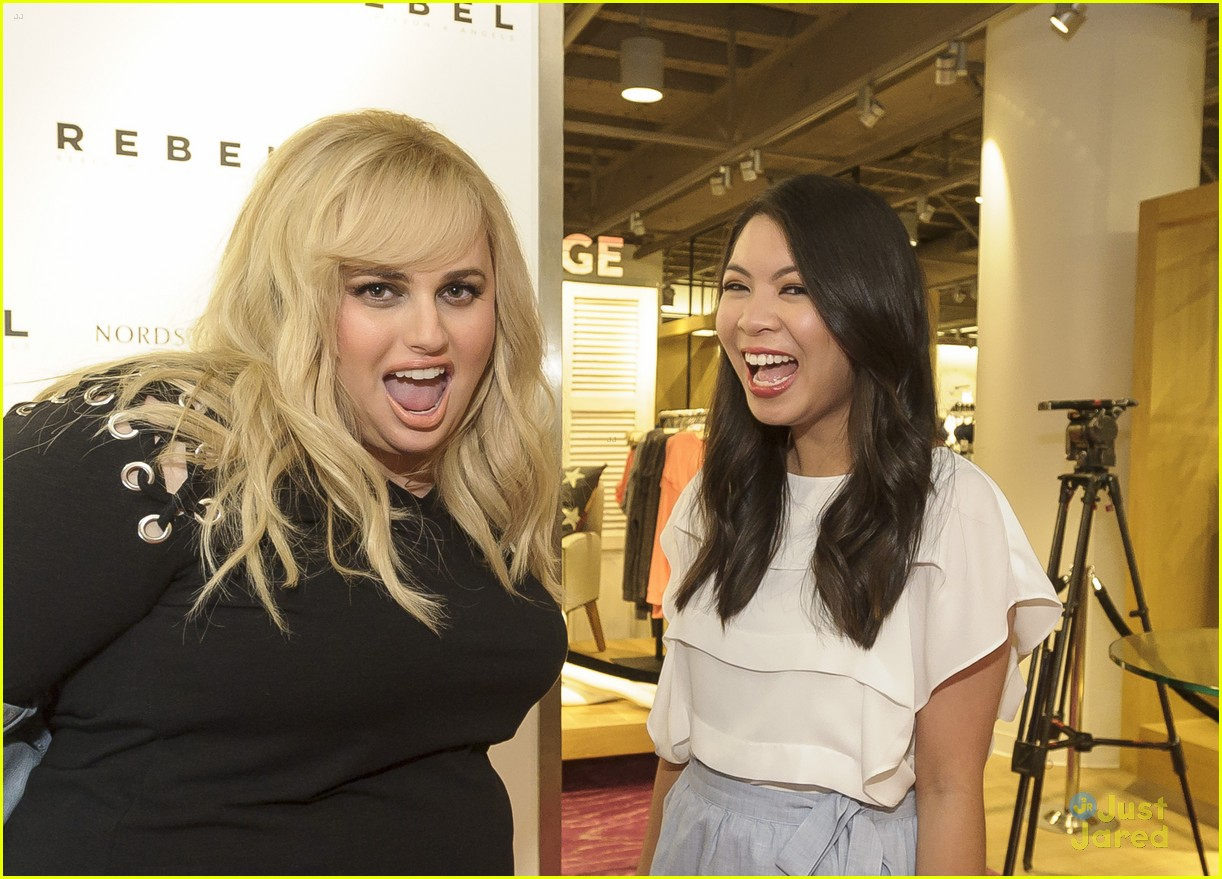rebel wilson angels seattle launch event quotes 01