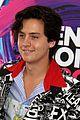 cole sprouse lili reinhart teen choice awards 09