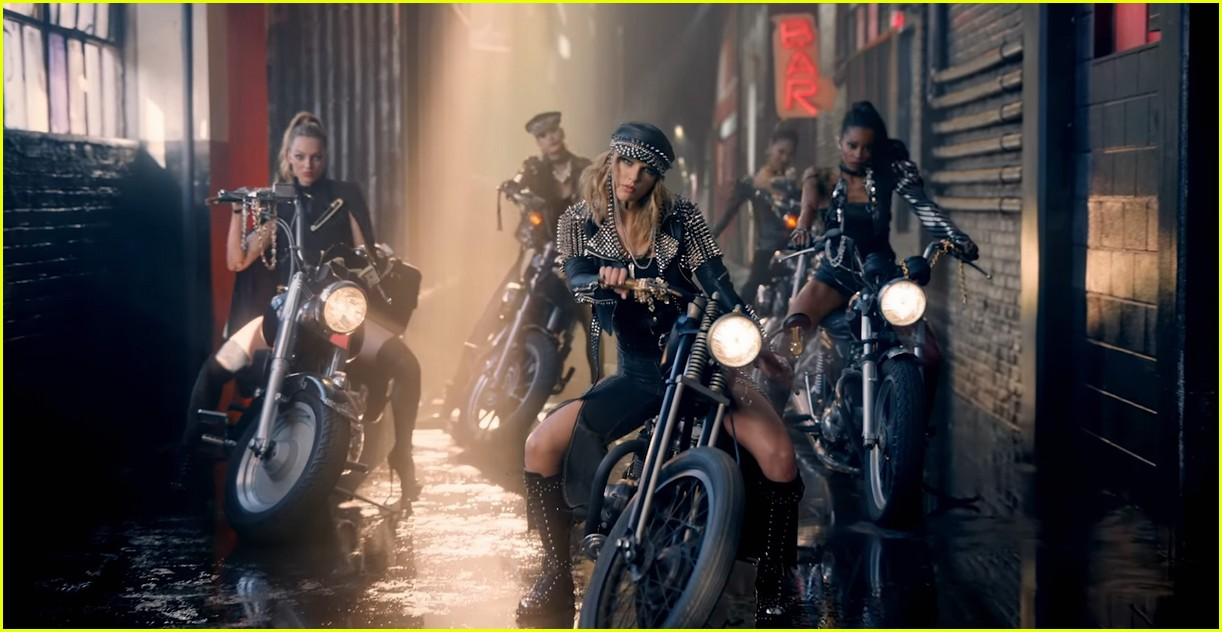 taylor swift look what you made me do video stills 04