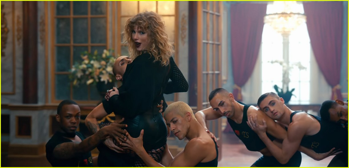 taylor swift look what you made me do video stills 05