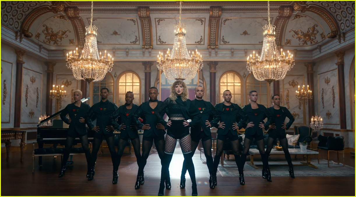 taylor swift look what you made me do video stills 22