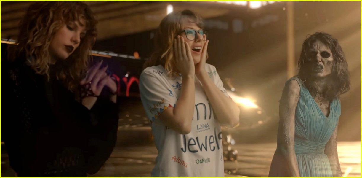 taylor swift look what you made me do video stills 28